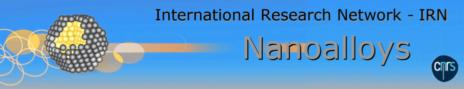 Nanoalloys IRN
